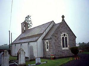 Ballyroan Church