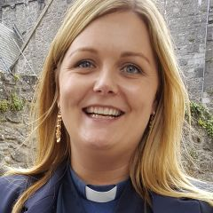The Reverend Nicola Halford - Enniscorthy