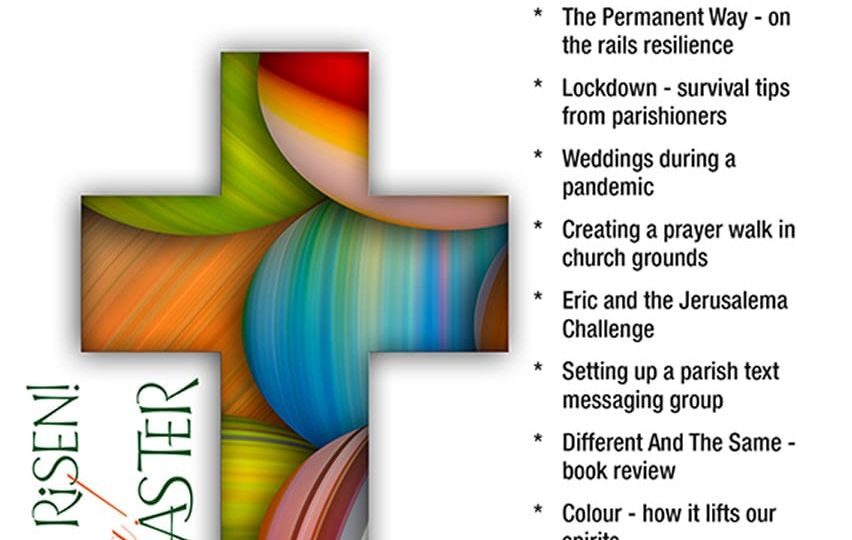 Cover April issue 2021 Diocesan Magazine - small
