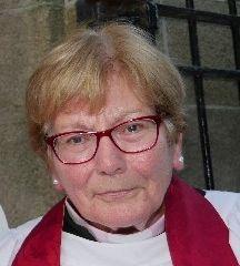 The Reverend Margaret Sykes