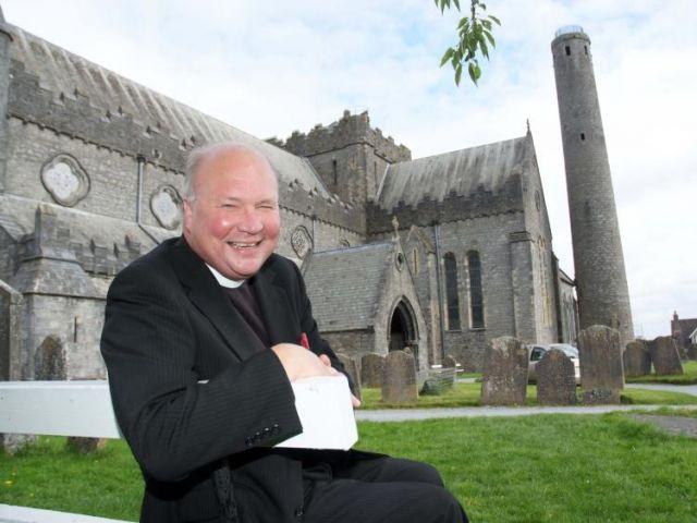 Dean Norman Lynas - Photo credit Kilkenny People