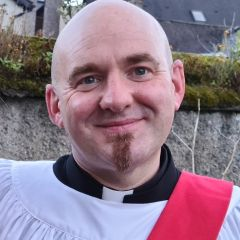 The Reverend Ger James - Ordained Local Ministry - Deacon