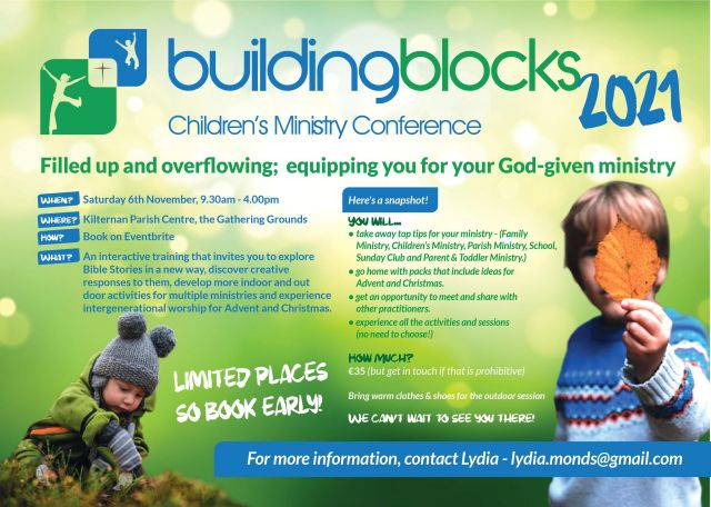 Buildig Blocks conference 2021